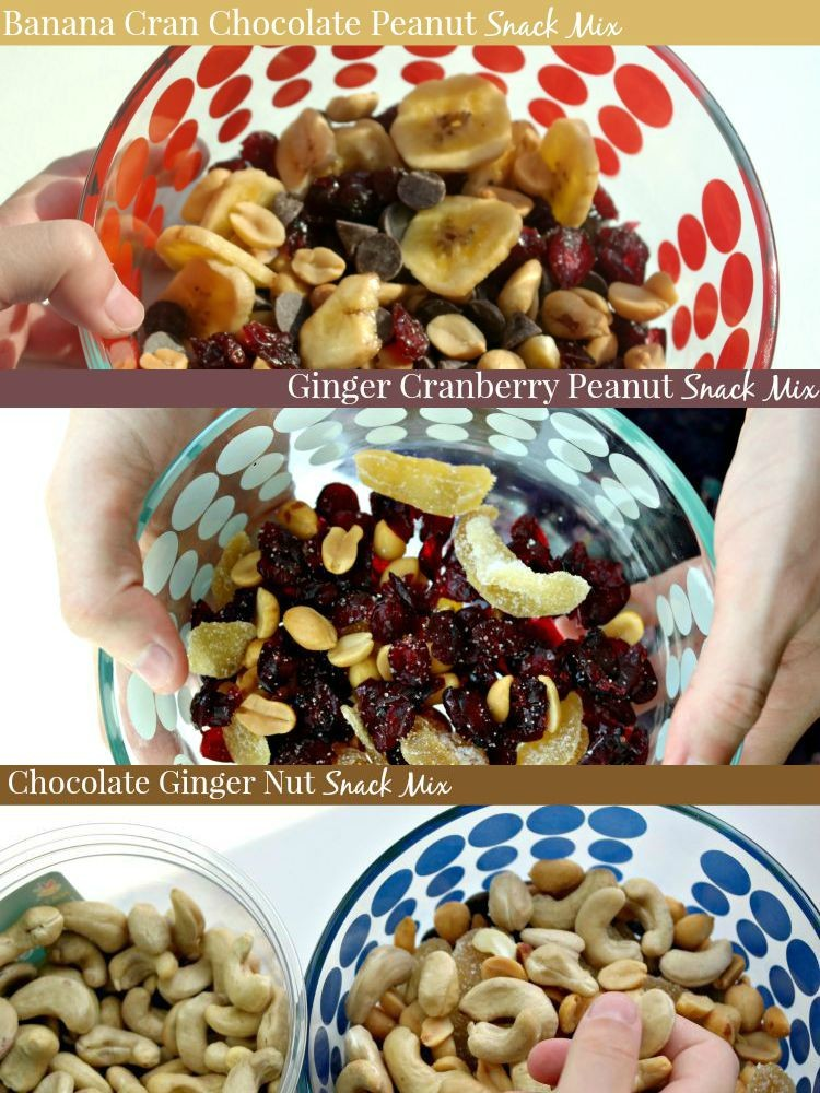 High Protein Snack Mixes