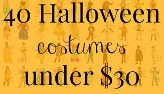 40 Kids Halloween Costumes Under $30
