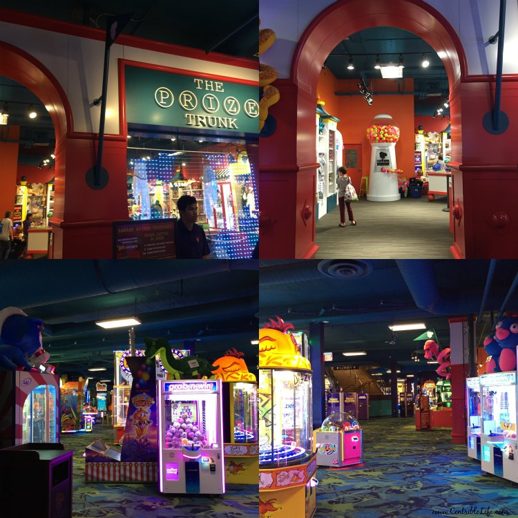 Kalahari Resort Arcade