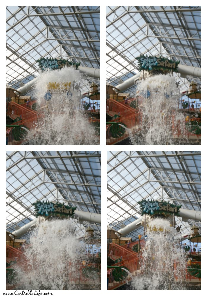 Splashdown Safari Kalahari Resort