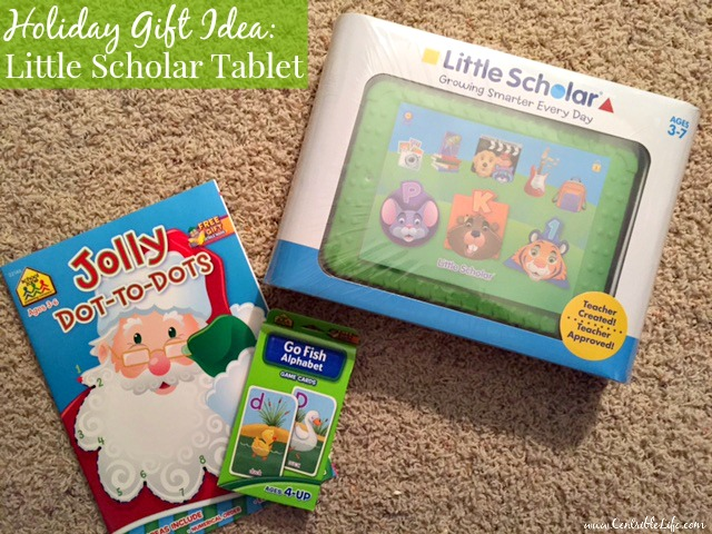 holiday gift idea little scholar tablet