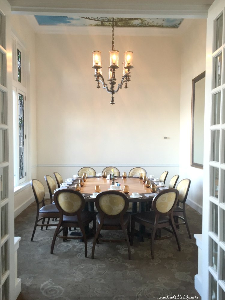 Private Dining Room The Circular