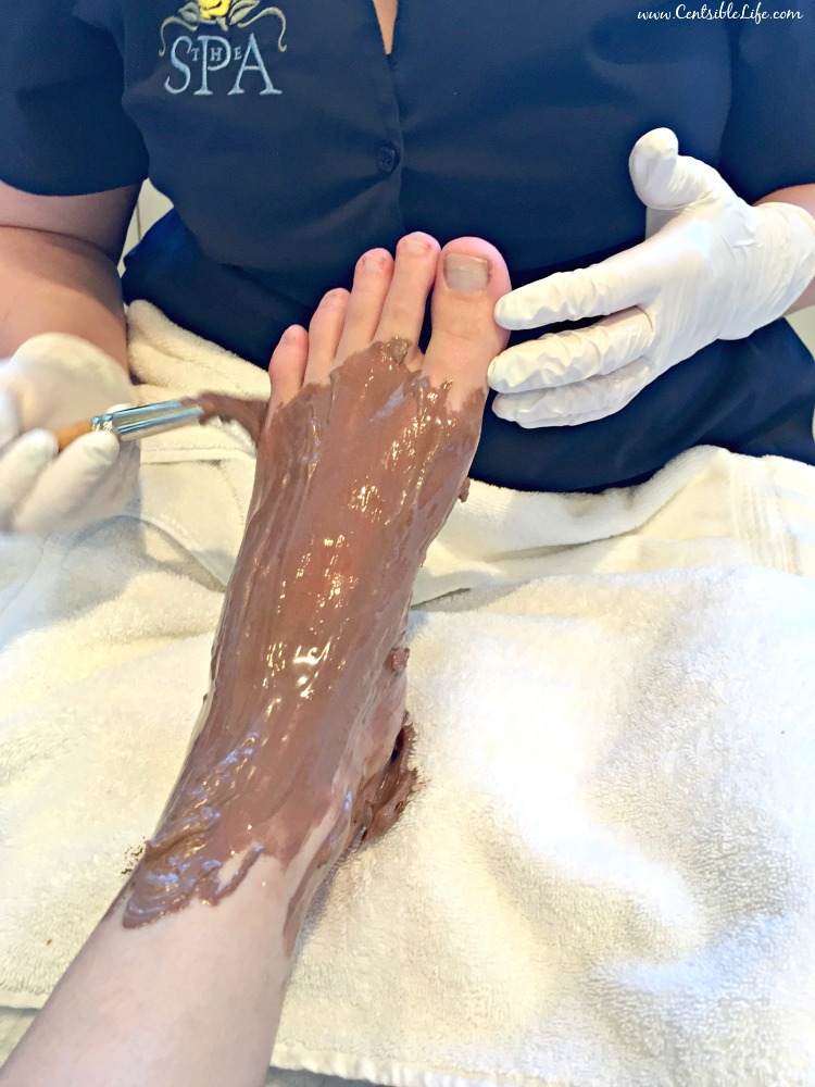 Sweet Feet Pedicure The Spa At Hotel Hershey