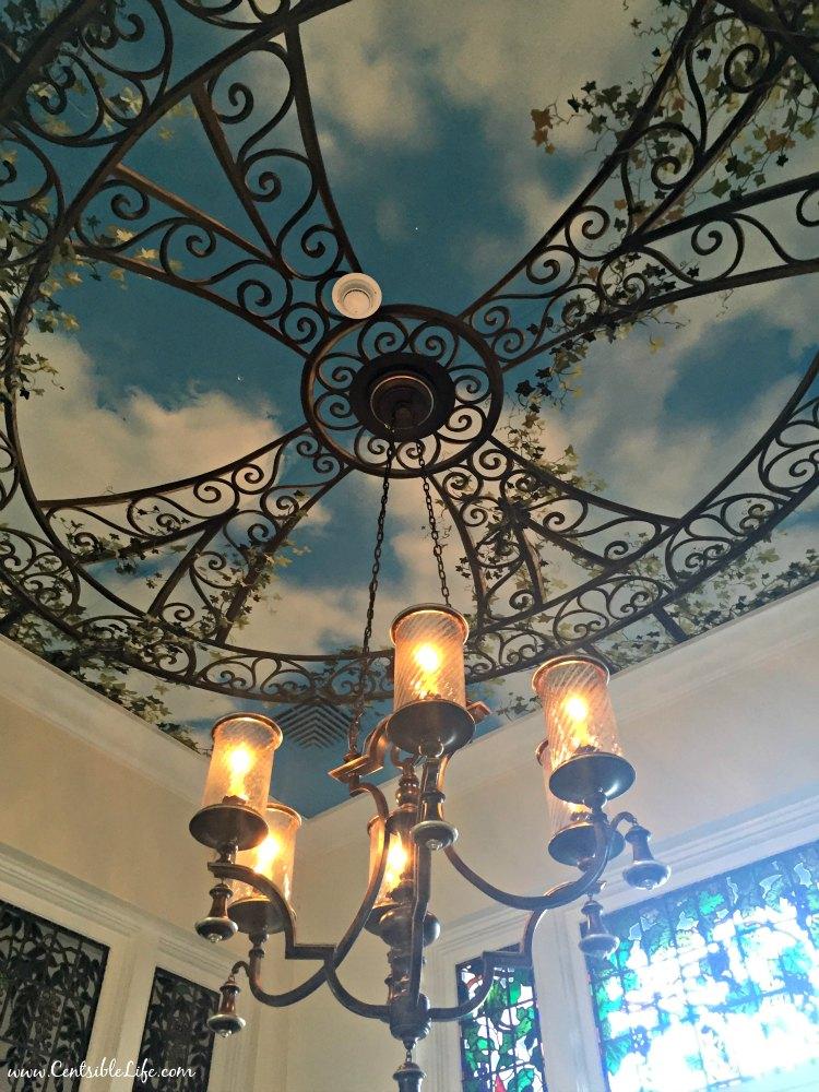 The Circular Ceiling