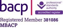 BACP Logo for registered member