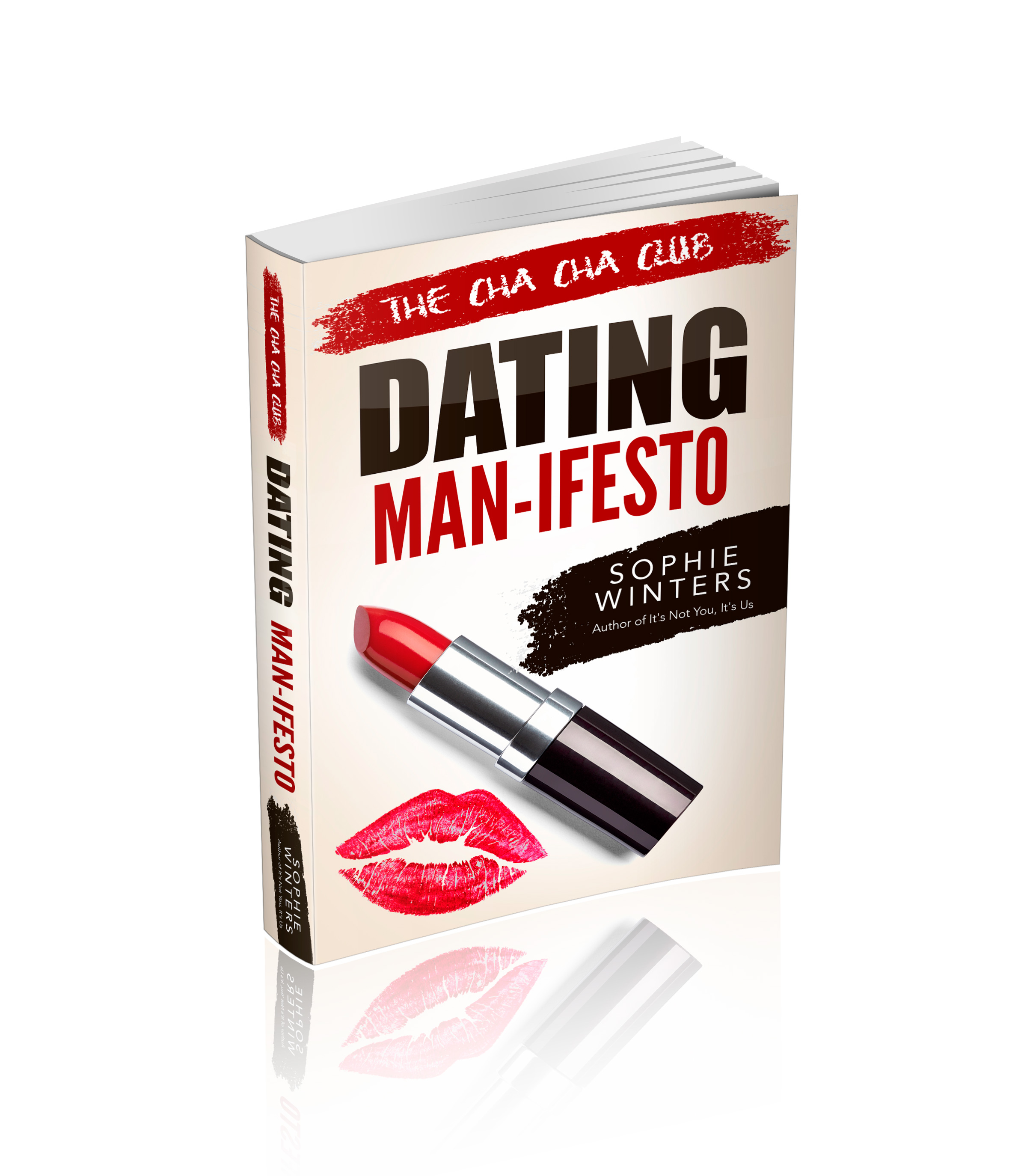 The Cha Cha Club Dating Man-ifesto Cover