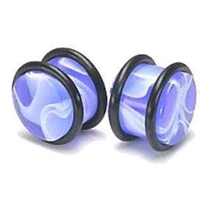 Acrylic Marble Plug