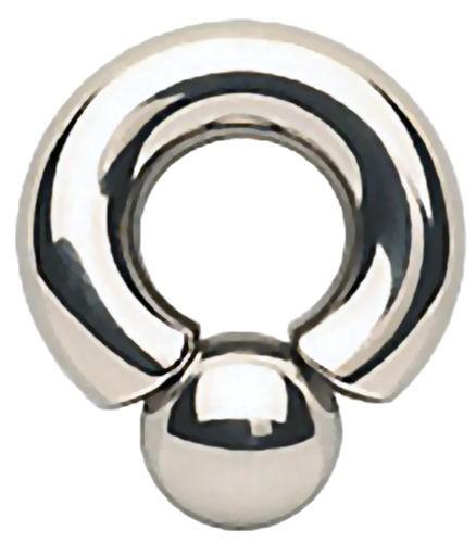 best gauge for PA piercing
