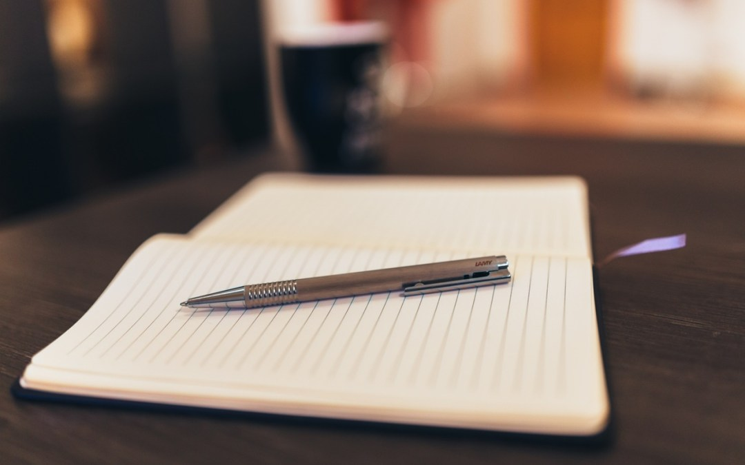 Keeping a Journal Can Change Your Life