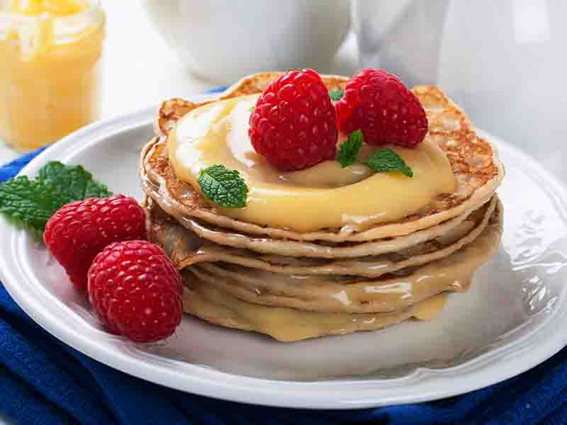 Cottage Cheese Pancake Recipes