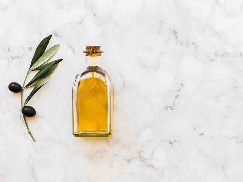 Hair Spa With Olive Oil