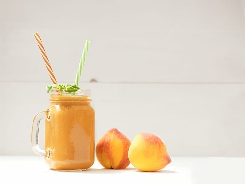 Peach And Mango Smoothie Recipe