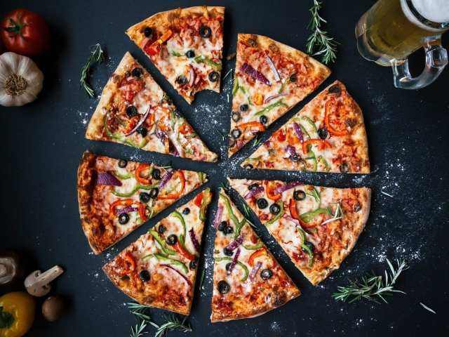 Say No To Pizza For Promote Weight Loss