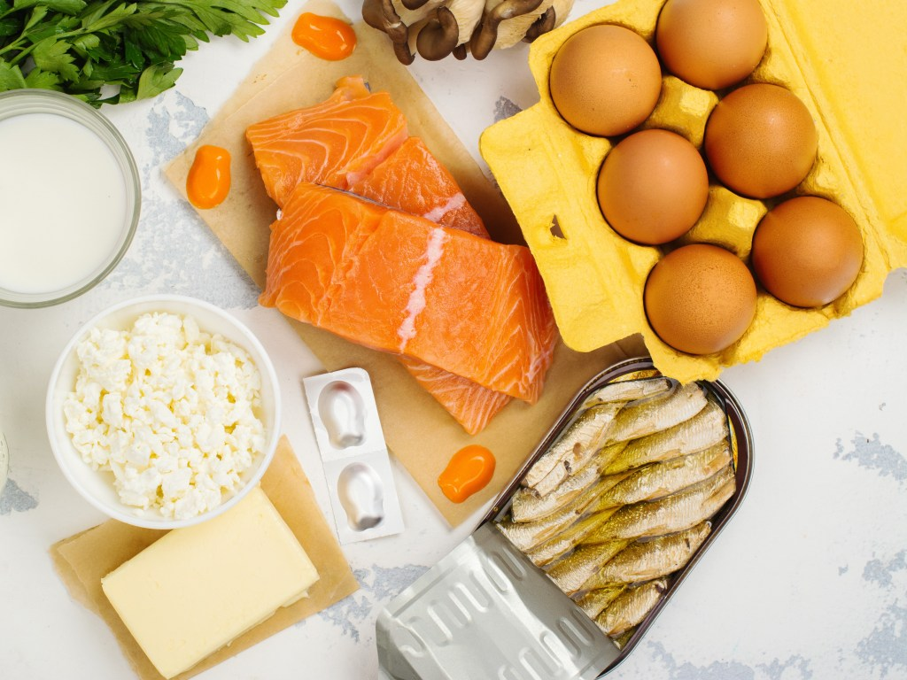 Sardines And Canned Salmon For Calcium Deficiency In Women