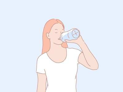 Not Drinking Enough Water Affects Metabolism Rate