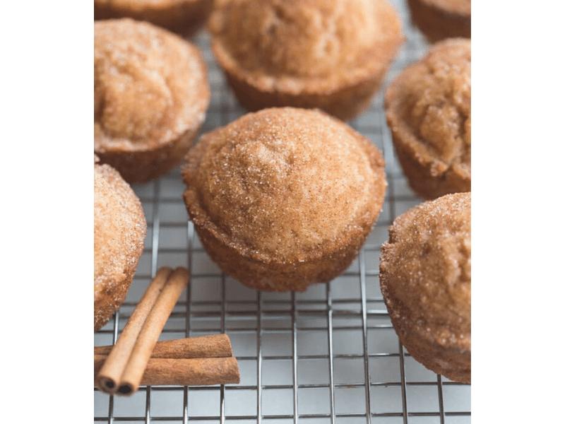 Snickerdoodles Muffin Recipe