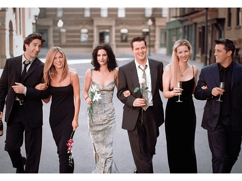 Watch Friends TV Show With Your Family