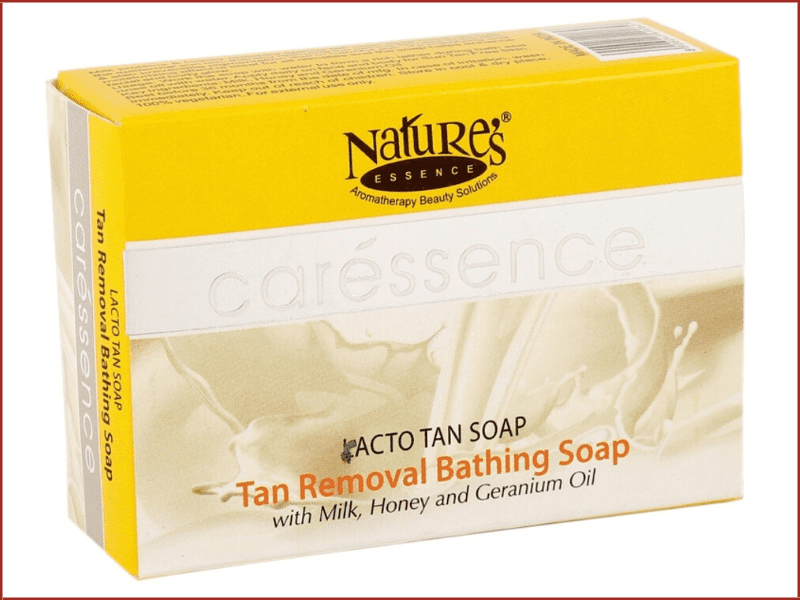 Nature's Essence Lacto Tan Removal Bathing Soap