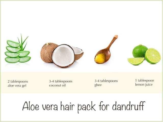 Ghee And Aloe Vera Hair Pack