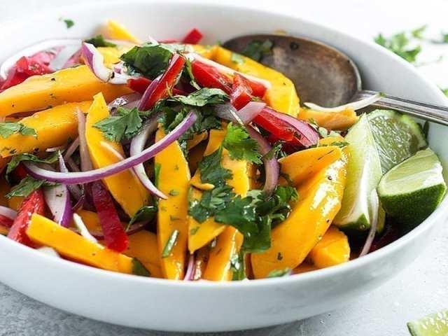 Mango Salad Recipe