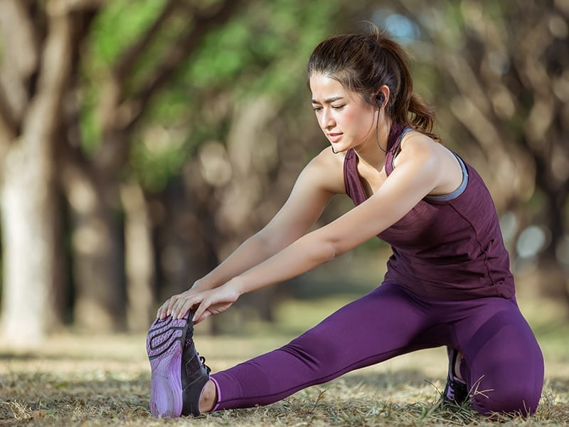 Types Of Stretching Exercises