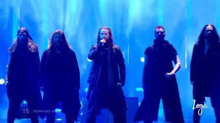 Eurovision 2018 15 Denmark - 11