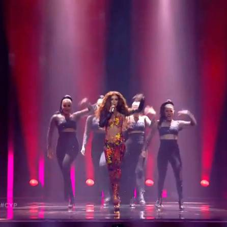 Eurovision 2018 25 Cyprus - 12