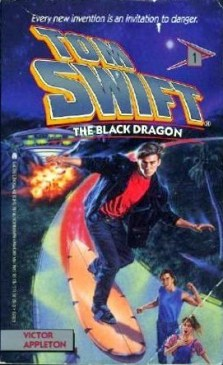 Tom Swift - black dragon