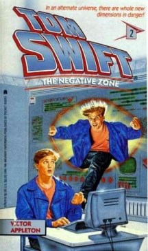 Tom Swift - negative zone