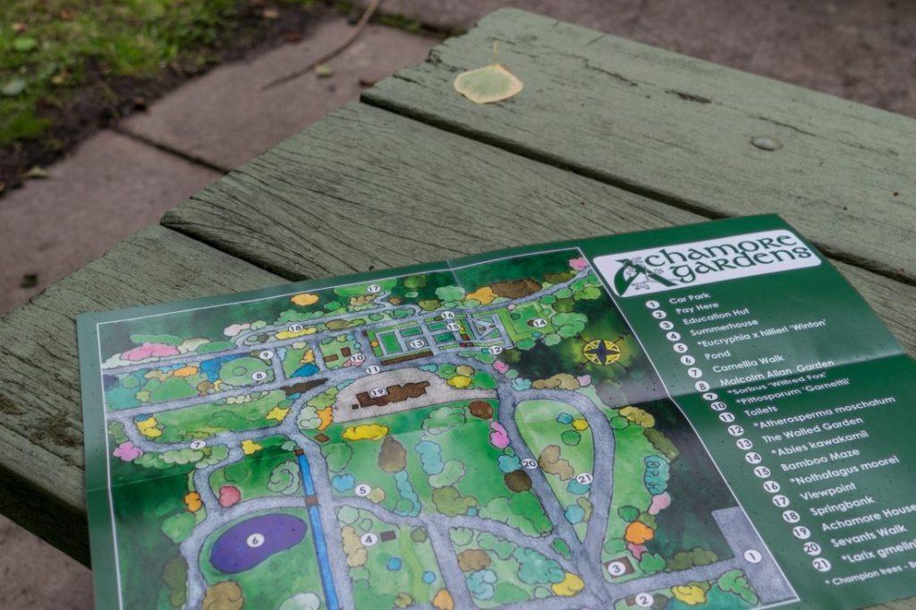 Isle of Gigha - Achamore Gardens