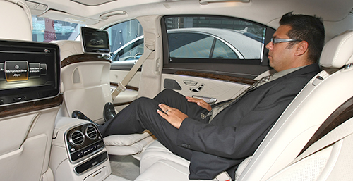 Chauffeur Executive Protection