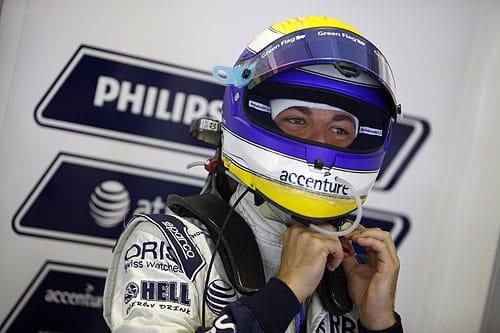 Nico Rosberg - Photo: Glenn Dunbar/LAT