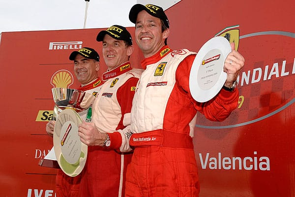 FCNA Race 1 - Photo Courtesy of Ferrari