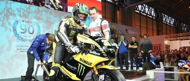Cal Crutchlow - Photo Credit: Motorcycle Live