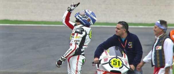 Michele Pirro - Photo Credit: MotoGP.com