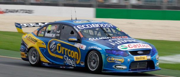 Winterbottom wins again Photo credit: Ford Performance Racing