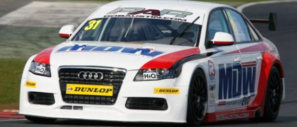 Rob Austin Racing, Audi A4 (Photo Credit: btcc.net)