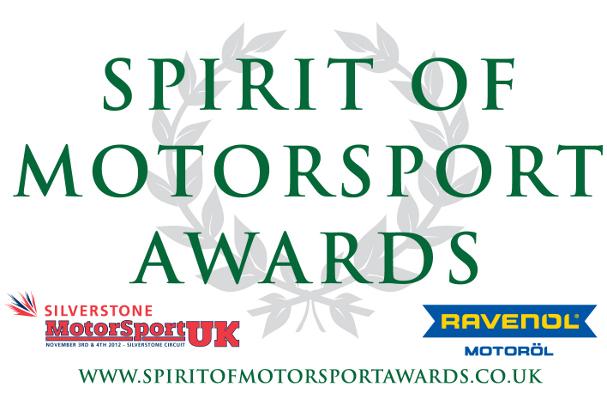 Spirit of MotorSport UK Awards