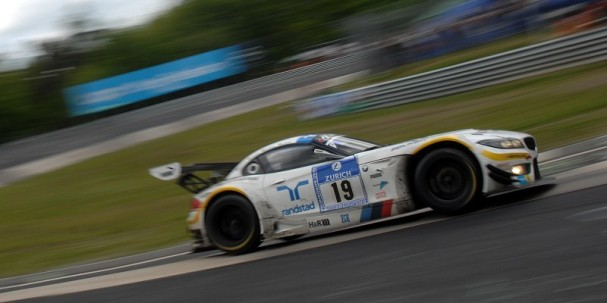BMW Team Schubert BMW Z4 (Photo Credit: Chris Gurton Photography)