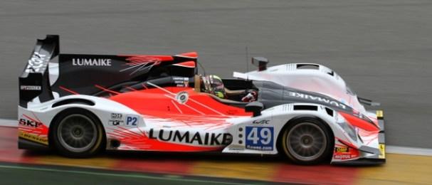 Soheil Ayari topped LMP2 in the Pecom ORECA 03 (Photo Credit: fiawec.com)
