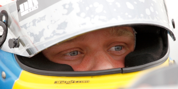 Felix Rosenqvist (Photo Credit: F3 Euroseries/Thomas Suer)