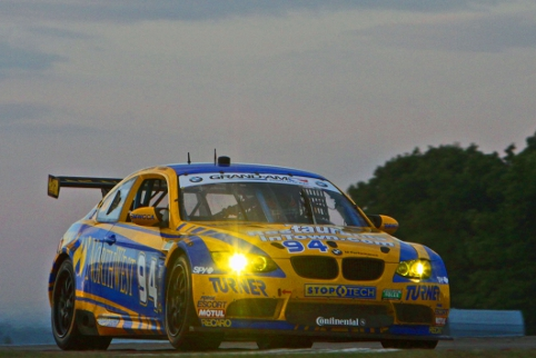 Bill Auberlen and Paul Dalla Lana combined for a BMW win in GT (Photo Credit: Grand-Am)