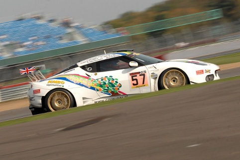 Cor Euser's Lotus Evora squad took third overall in 2011 (Photo Credit: Chris Gurton Photography)