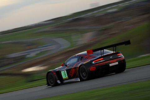 Richard Abra was the class of the field in the opening stint (Photo Credit: Chris Gurton Photography)