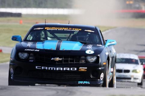 Continental Tire Sports Car Challenge, Chevrolet Camaro (Photo Credit: Grand-Am)
