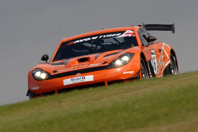 An improved Ginetta G55 GT3 could provide a new top echelon for Ginetta drivers (Photo Credit: Chris Gurton Photography)