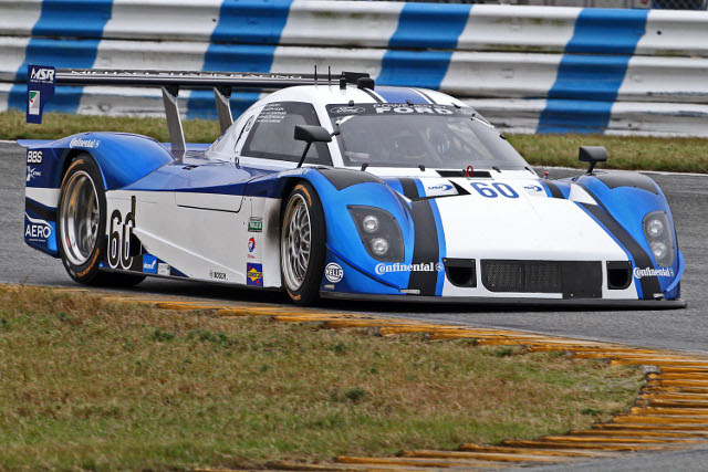 Both MSR Ford-Rileys were quick throughout the Roar Before The 24 (Photo Credit: Grand-Am)