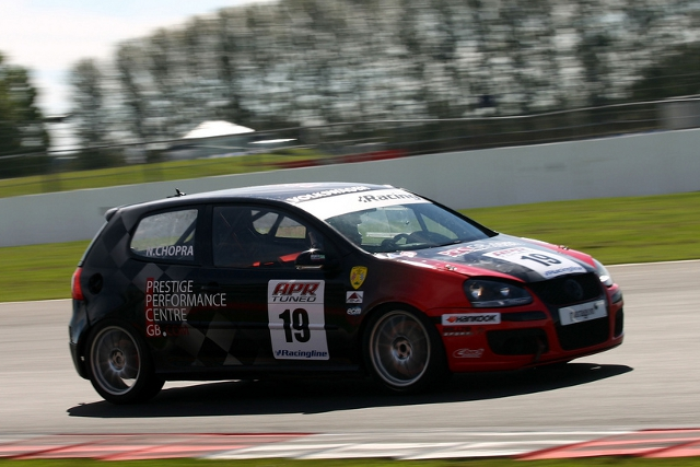Nikhil Chopra entered the Volkswagen Racing Cup in 2012 (Photo Credit: Imagevaults)