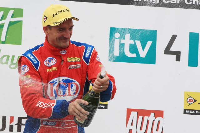 Smith will combine his roles with BPM Racing with his BTCC campaign (Photo Credit: btcc.net)