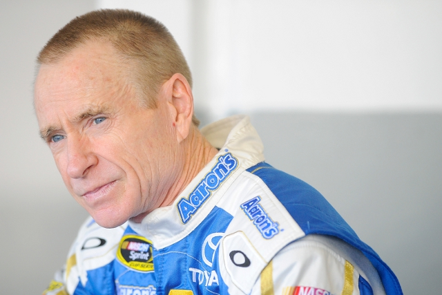 The NACSAR veteran will replace the injured Hamlin at JGR (Photo Credit: Jared C. Tilton/Getty Images for NASCAR)